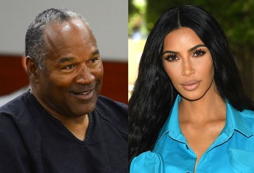 OJ Simpson Kim Kardashian Pardon