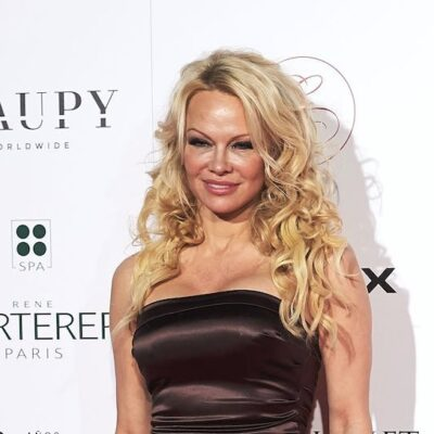 Pamela Anderson Pregnant