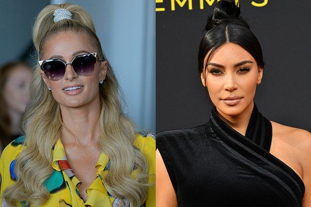 Paris Hilton Kim Kardashian dating advice