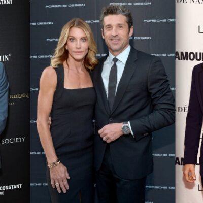Patrick Dempsey Wife Orlando Bloom Jared Leto