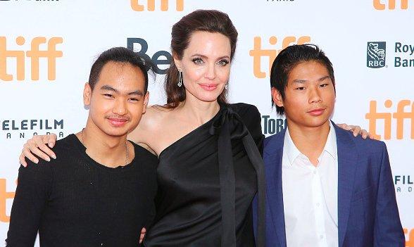 Pax Maddox Jolie Pitt Feud