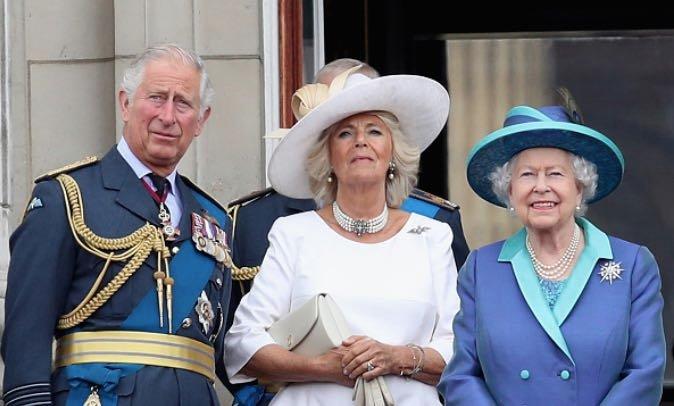 Prince Charles Camilla Parker Bowles Queen Elizabeth