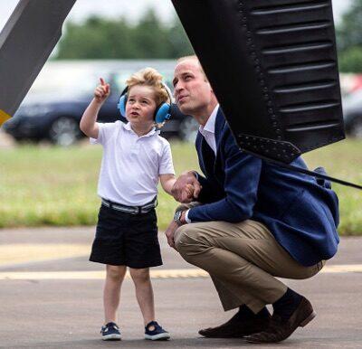 Prince George Pants Prince William