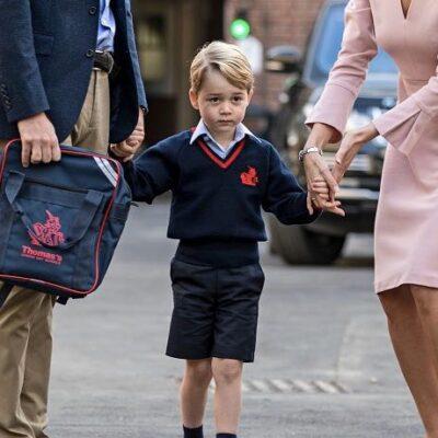 Prince George Royal Wedding