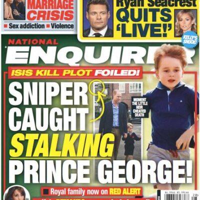 Prince George Sniper