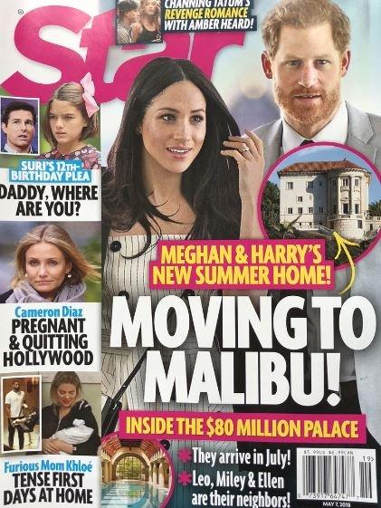 Prince Harry Meghan Markle Moving Malibu