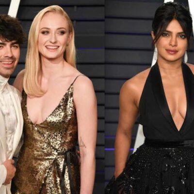 Priyanka Chopra Joe Jonas Sophie Turner Wedding