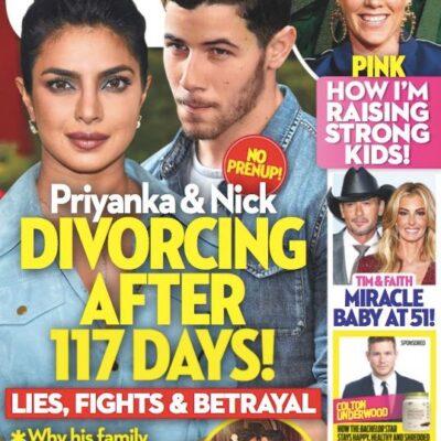 Priyanka Chopra Nick Jonas Divorce