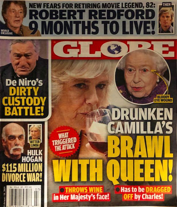 Queen Elizabeth Camilla Parker Bowles