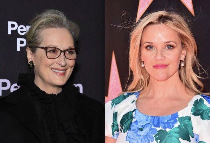 Reese Witherspoon Meryl Streep Big Little Lies