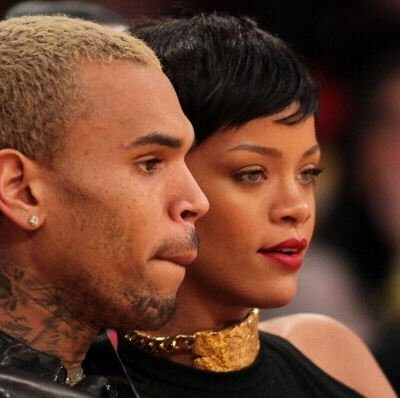 Rihanna Chris Brown Get Together