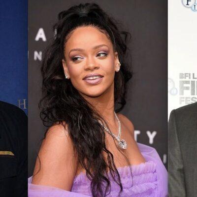Rihanna Leonardo DiCaprio Drake