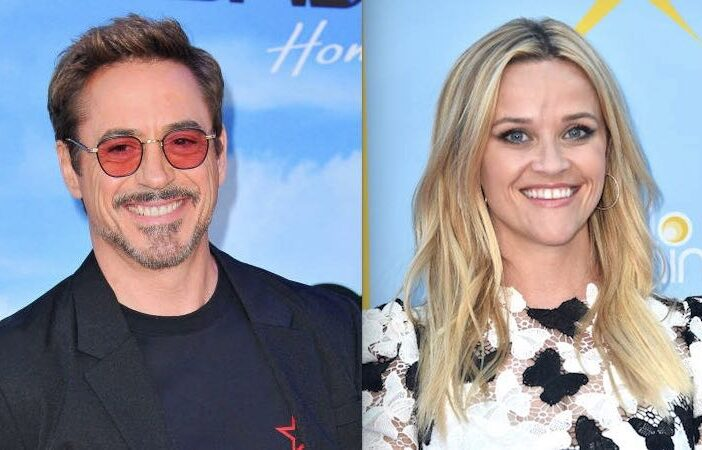 Robert Downey Jr Reese Witherspoon