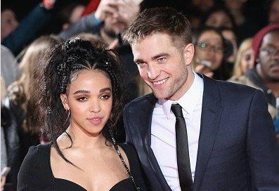 Robert Pattinson FKA Twigs Clashing