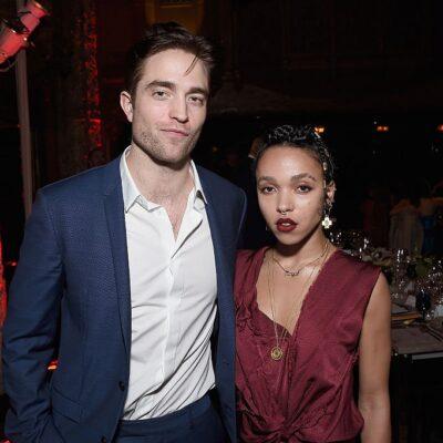 Robert Pattinson FKA Twigs Relationship Trouble
