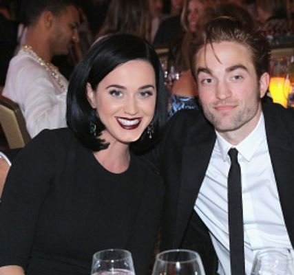 Robert Pattinson Katy Perry Making Out