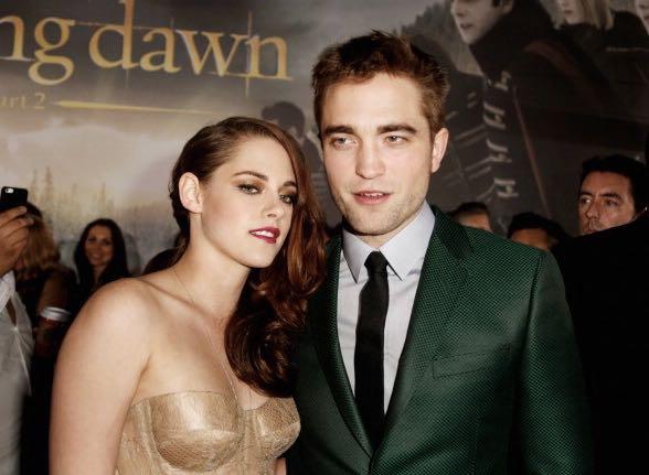 Robert Pattinson Kristen Stewart Back Together
