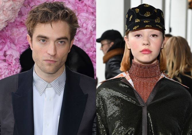 Robert Pattinson Mia Goth Dating