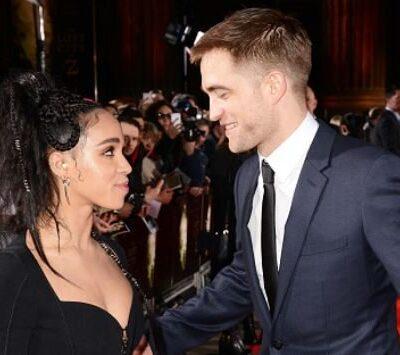 Robert Pattinson Misses FKA Twigs