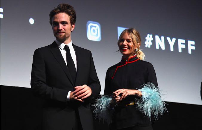 Robert Pattinson Sienna Miller