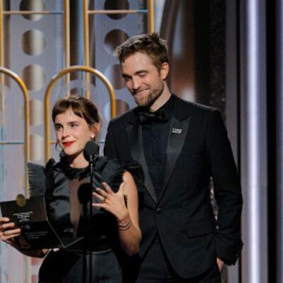 Robert Pattinson Using Emma Watson