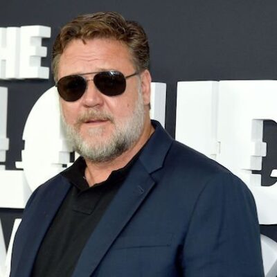 Russell Crowe Fat Suit
