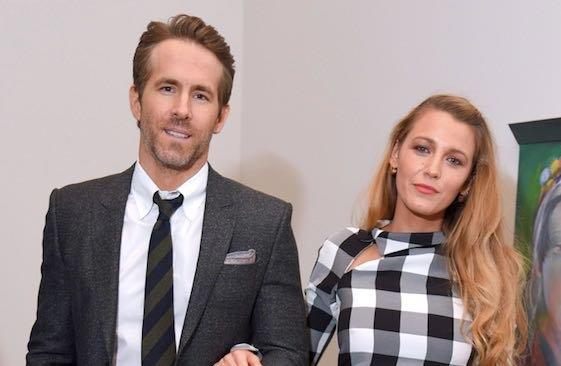 Ryan Reynolds Blake Lively Split