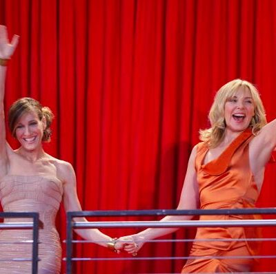 Sarah Jessica Parker Pushing Sex And The City 3 Without Kim Cattrall