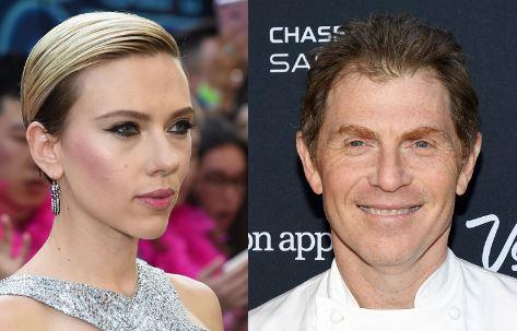 Scarlett Johansson Bobby Flay Dating