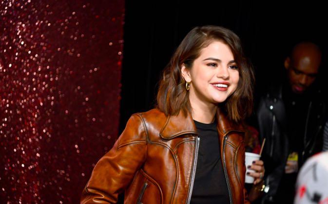 Selena Gomez Mystery Man