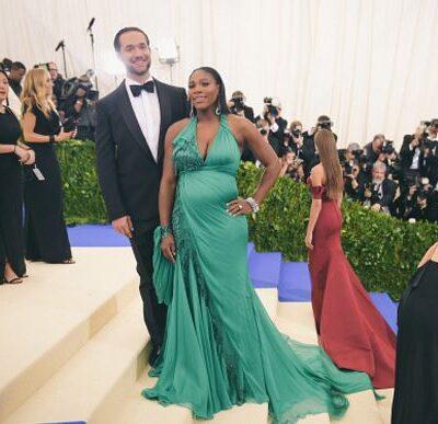Serena Williams Not Split