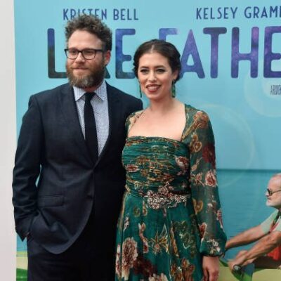 Seth Rogen Lauren Miller Marriage