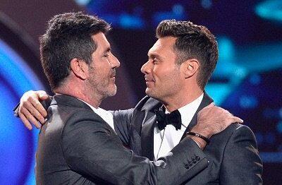 Simon Cowell Ryan Seacrest American Idol Return