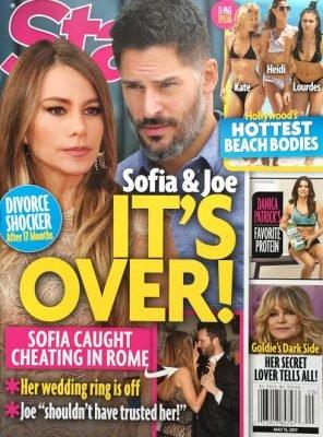 Sofia Vergara Divorce Fake News