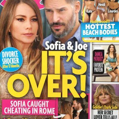 Sofia Vergara Marriage Over