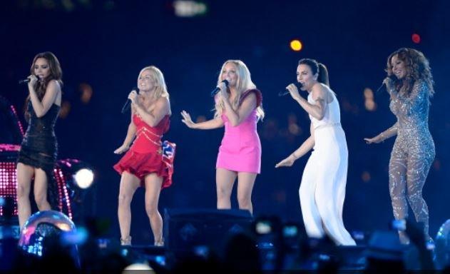 Spice Girls James Bond Theme Song