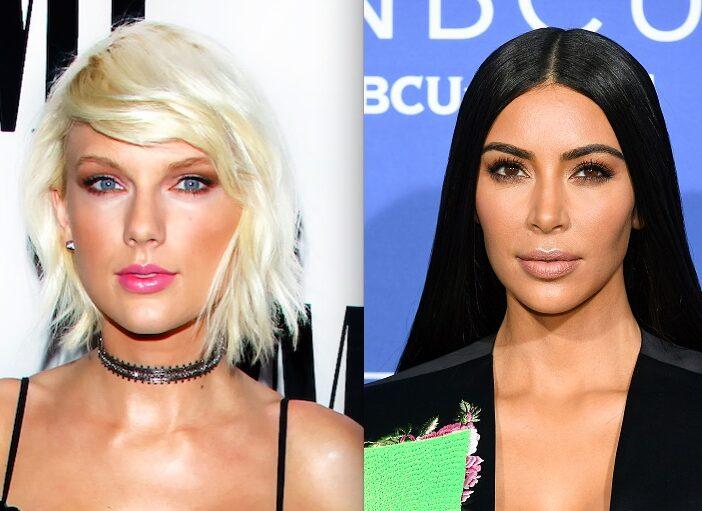 Taylor Swift Copying Kim Kardashian Style