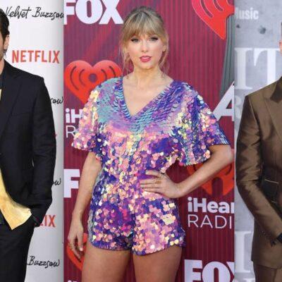 Taylor Swift Jake Gyllenhaal Calvin Harris