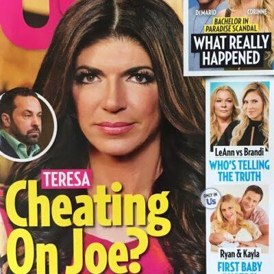 Teresa Giudice Cheating