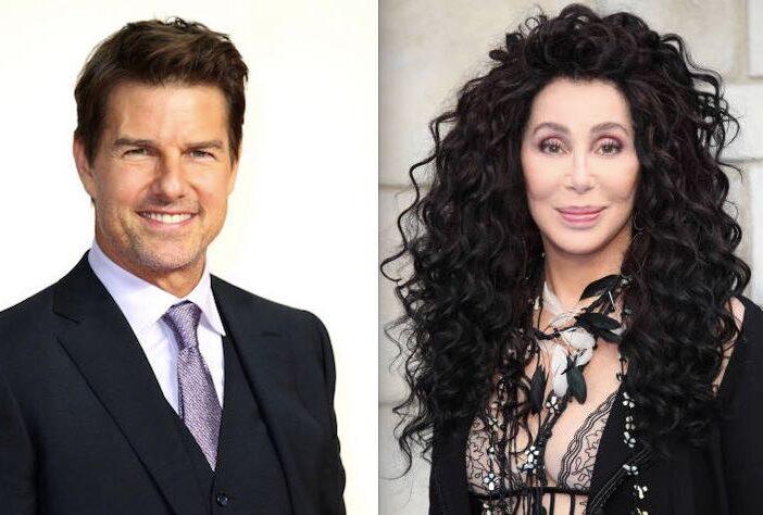 Tom Cruise Cher Dating