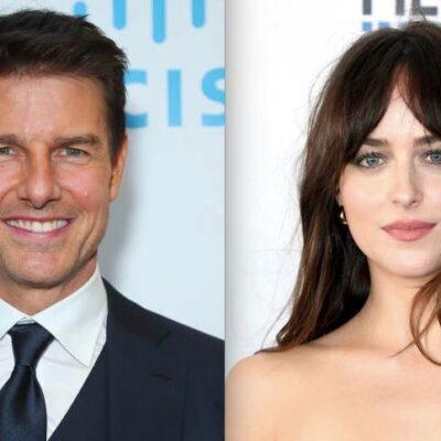 Tom Cruise Dakota Johnson Date