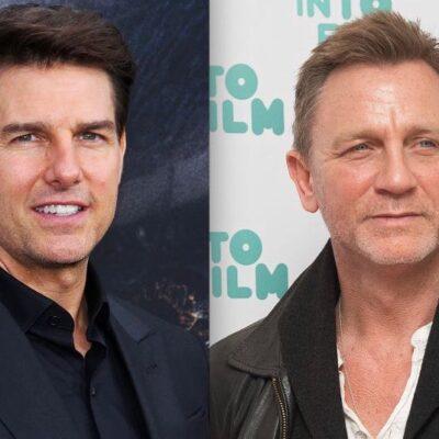 Tom Cruise Daniel Craig