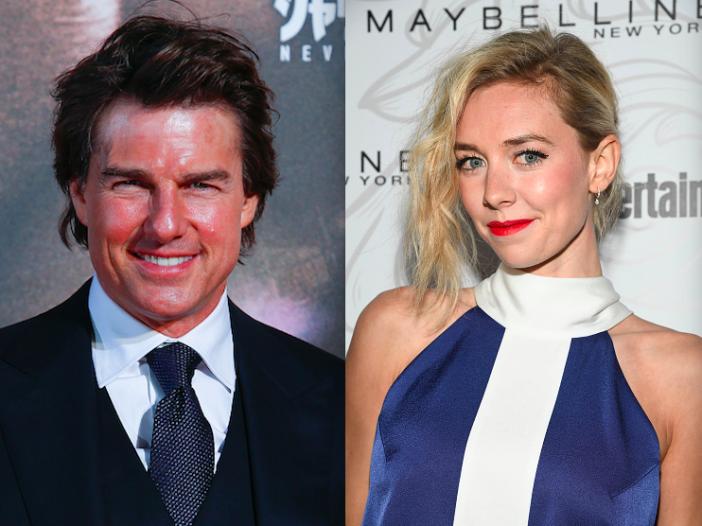 Tom Cruise Dating Vanessa Kirby Fake News