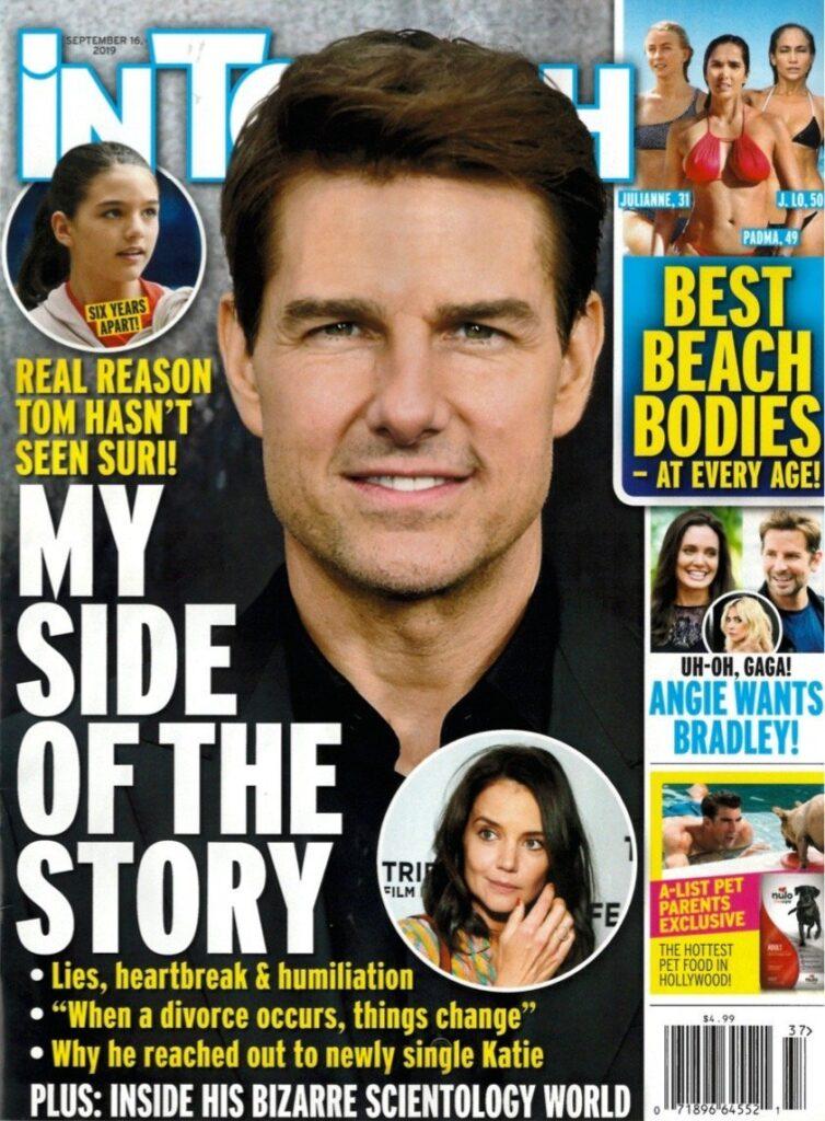 Tom Cruise Katie Holmes Divorce Suri