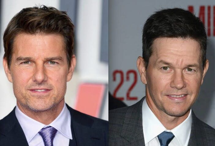 Tom Cruise Mark Wahlberg Feud Jack Reacher