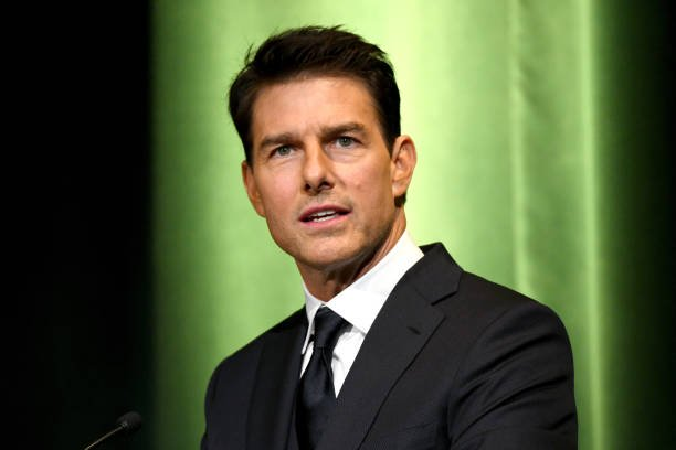 Tom Cruise Mission Impossible Fire Cast Crew
