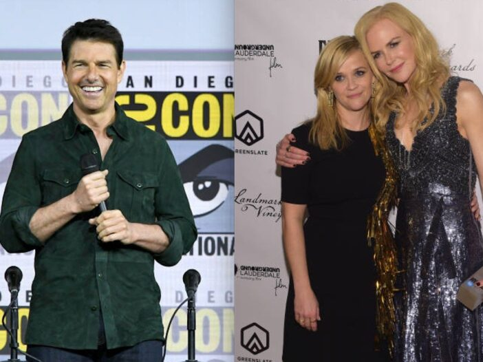 Tom Cruise Nicole Kidman Reese Witherspoon