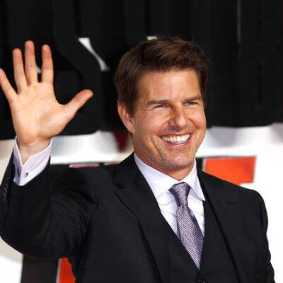 Tom Cruise Top Gun Scientology