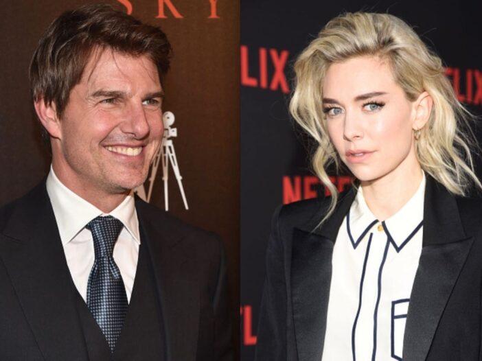 Tom Cruise Vanessa Kirby Dating