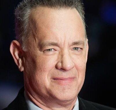 Tom Hanks Fake Nose